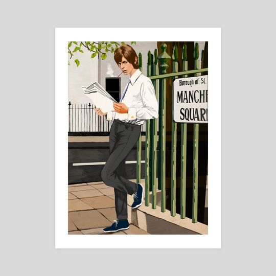 London Boy by Jesse Harp