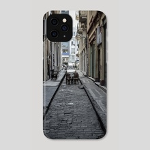 Waiting 4 - Phone Case by Metallus [Panagiotis Metallinos]