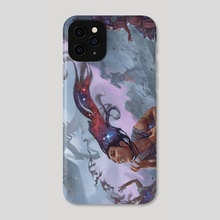 MTG Underworld Dreams - Phone Case by Hugh Pindur