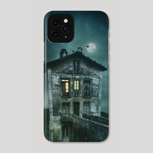 Pigeon Keeper's House - Phone Case by Carlos Caetano