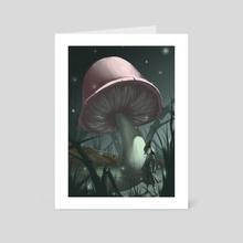 Daydream - Art Card by Giuseppe Saitta