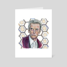 Doctor Who 12 - Art Card by Marta  Dasic