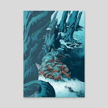 Siegmeyer of Catarina - Acrylic by Artyom Trakhanov