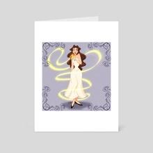 Incantation - Art Card by Gabriela Costa