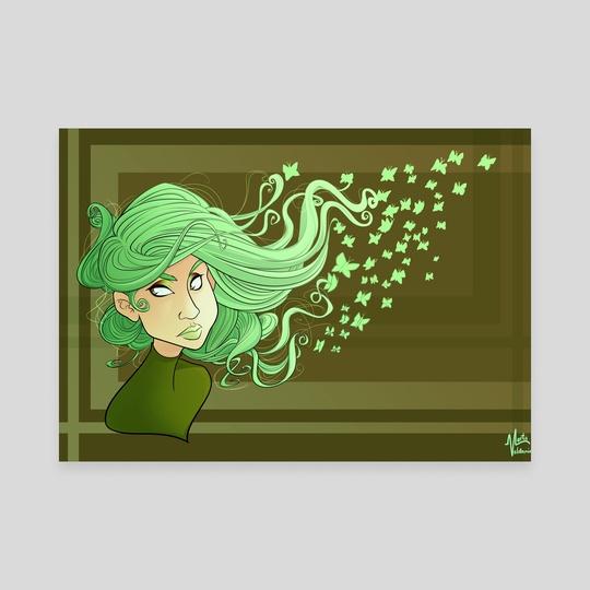 Leafing by Marta Valdonio