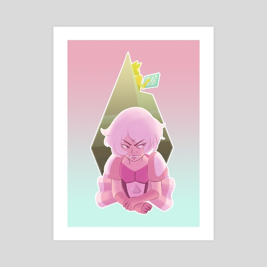 Pink Diamond biggest hatred by Roberto Cova