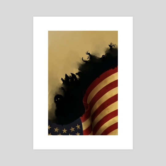 American myths by Seth Hart
