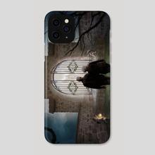 The Gate - Phone Case by Dejan Travica