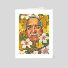 Gabo - Art Card by Sibu Puthenveettil