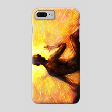 The Source - Phone Case by Louis Dyer