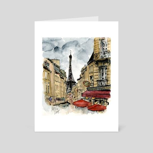Le Recruitement, Paris by Jason  Das