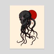 OCTOPUS v2 - Canvas by Tony Kei