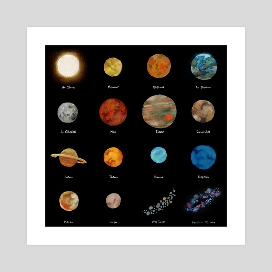 Irish Astronomy - Collection by Ciaran Duffy