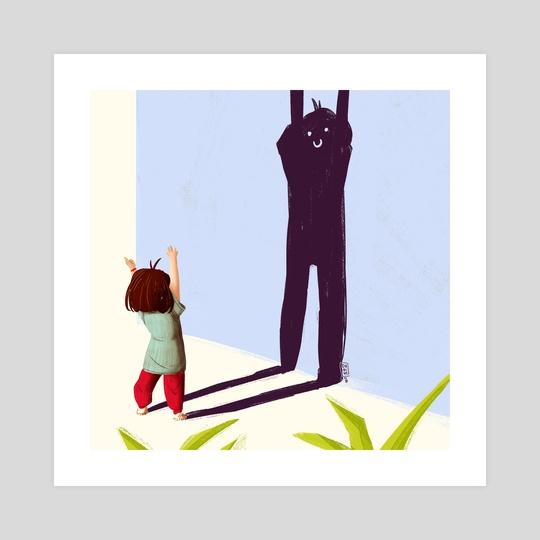 Shadowfriend by Dani Ve