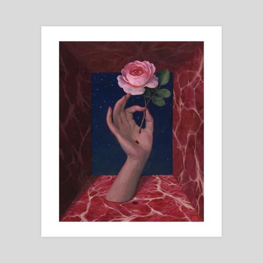 Ocula Rosa by Kristin Kwan