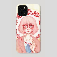How Unpleasant - Phone Case by Kristin Kemper
