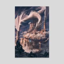 Les Futuriales 2015 - Canvas by Gaétan WELTZER