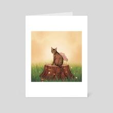Fae - Art Card by Shannon Szczepanski