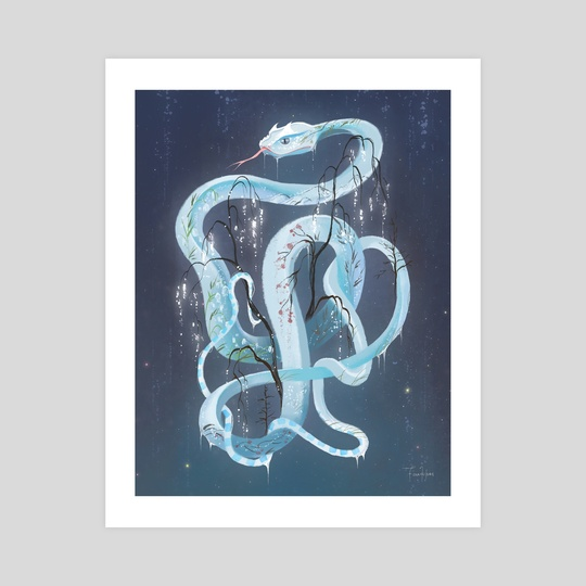 Winter Serpent by Fiona Hsieh