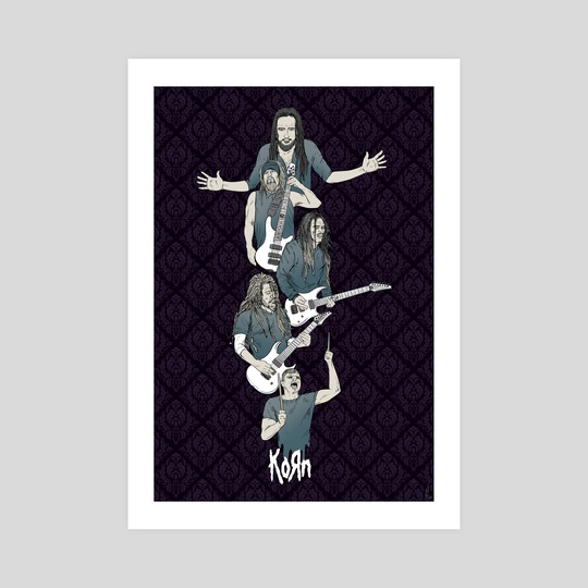 Korn by Michael Odle