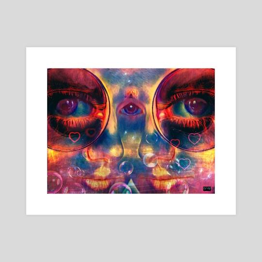 Eye 4 by Vanja Rancic