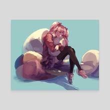 marshmallows - Canvas by   lemontea
