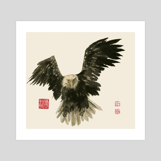 Eagle - 67 by River Han
