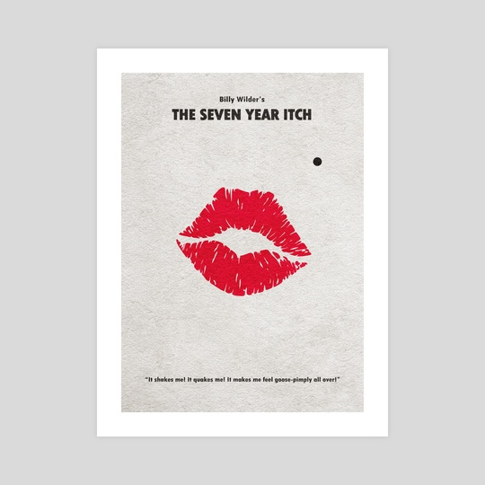 The Seven Year Itch by Deniz Akerman