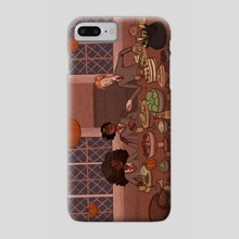 Ickle Firsties - Phone Case by Sydneii Cee