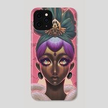 "Circlet - Phone Case by Ejiwa ""Edge"" Ebenebe"