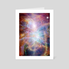 Eternal Energy - Art Card by Bruce Rolff