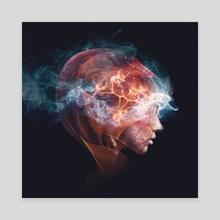 Brainstorm - Canvas by Valp
