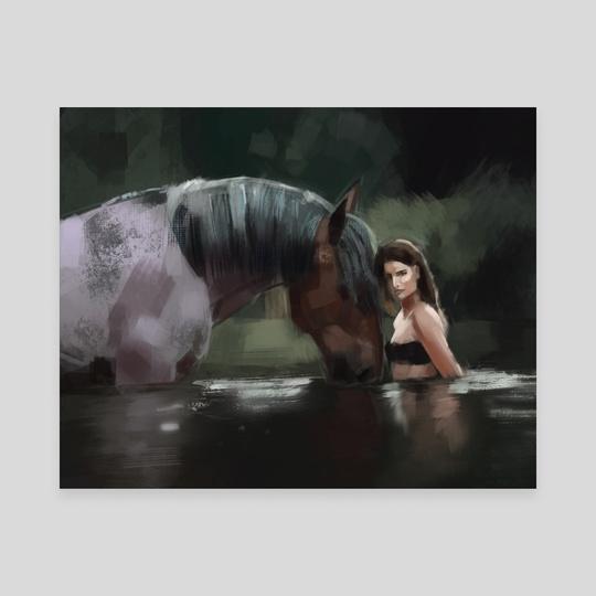 Bathtime by James Patel