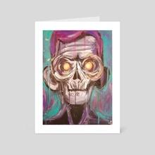 Zomboy - Art Card by RodneyEric Jordan