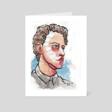 NCOC - Art Card by lcs illustration