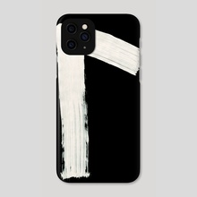 Dalecarlian Runes 1500 to 1800 l 001 Inverted - Phone Case by Wetdryvac WDV