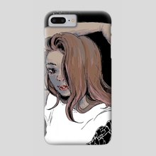 Claire - Phone Case by Ana Critchfield