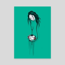 Peace of Sense - Canvas by Marco Zavan