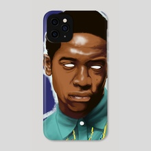 Saint - Phone Case by Lord Scrbble