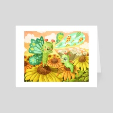Grand Adventures - Art Card by My Zoetrope