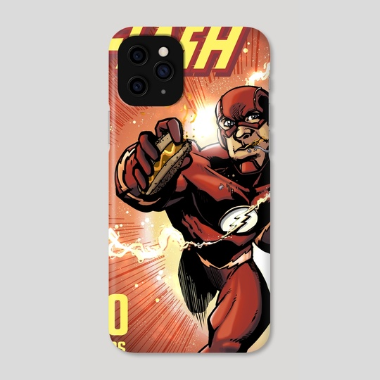 Speed Force Delivery  by Shawn Norton