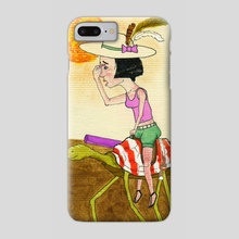Still Searching - Phone Case by Joseph Anderson-Story