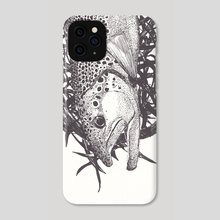 Fish - Phone Case by Jason Vukovich