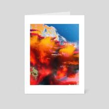 Boreal - Art Card by Dorian Legret