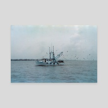 Johnny - Canvas by akbat