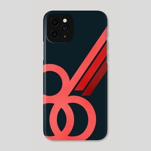 86 - Phone Case by Jeremy Harnell