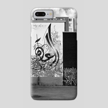 Happiness - Phone Case by Benjamin Fauvel