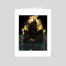 Road to Awe - Art Card by Fury Galluzzi