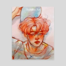 ChimChim - Canvas by Buhuhu Art