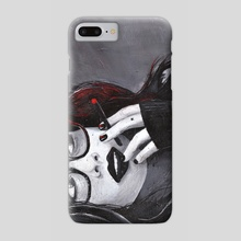Tristessa - Phone Case by Stephan Parylak